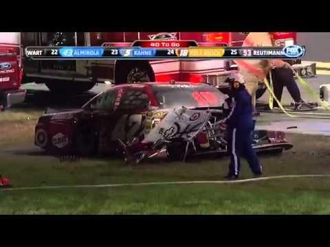 All credits FOX SPORTS February, 27 - 2012 Daytona International Speedway, Daytona Beach The Daytona 500 is a 500-mile-long (805 km) NASCAR Sprint Cup Series...