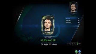 TẠM BIỆT FIFA ONLINE 3 - PHÁ ĐỘI HÌNH - ÉP THẺ +9 - MARTIAL AMAZING !