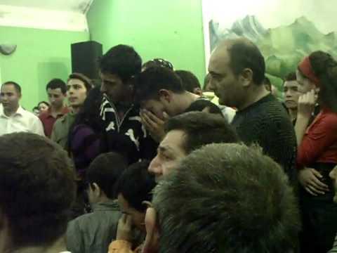 vasile oprea evanghelizare la biserica din deaj 2013