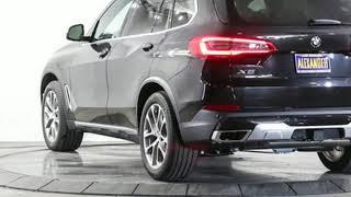 New 2019 BMW X5 Los Angeles, CA #BLK88512