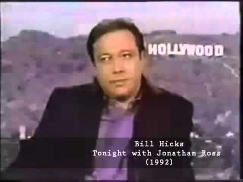 Bill Hicks Interview: 1992 Presidential Elections (Paul Tsongas defeats Clinton, Bush wins it all)