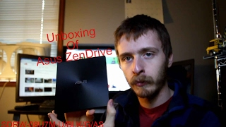 Unboxing Of Asus ZenDrive