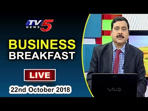 Business Breakfast LIVE | 22nd Oct 2018 | TV5 News