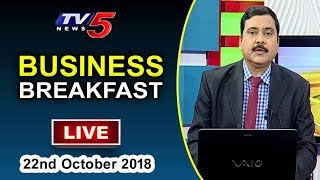 Business Breakfast LIVE | 22nd Oct 2018