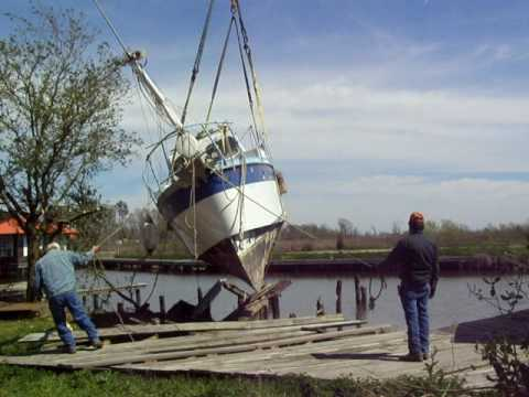 Helios II Refloat - March 3, 2009