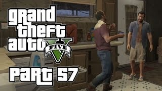 Let's Play GTA 5 / Grand Theft Auto V Part 57 German 720p HD