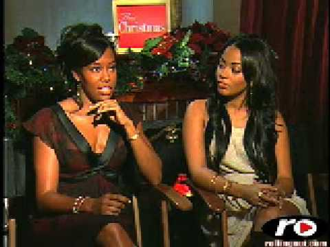 Lauren London & Regina King Sit down w/ Mike Melendy EXCLUSIVE Video