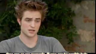 New Moon SHOOTING IN ITALY (Sub. Spanish)