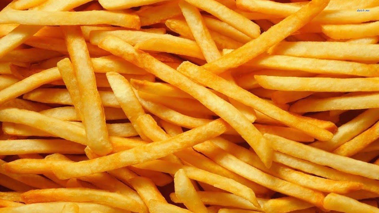 Как быстро сделать картошку фри в домашних условиях