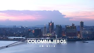 Macau | Colombiajeros en Asia