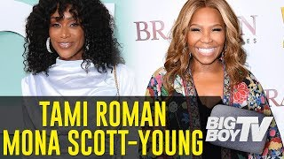 Tami Roman & Mona Scott-Young on Their New Show 'Tami Ever After' + A Lot More!