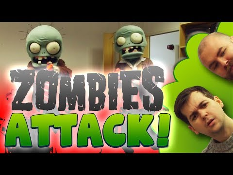 Plants vs Zombies: The Battle For YogTowers