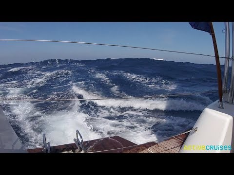 Lagoon 42 - Crossing Bay of Biscay and Mediterranean