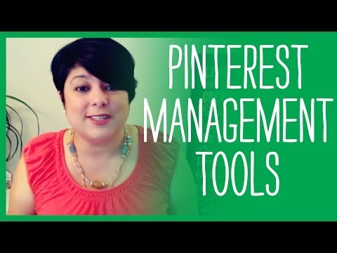 Top 5 Pinterest Management Tools