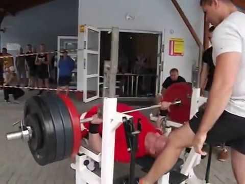 Bench Press Krzysztof Król Siłacze Międzylesie 205 kg | StudioOdżywek.pl |