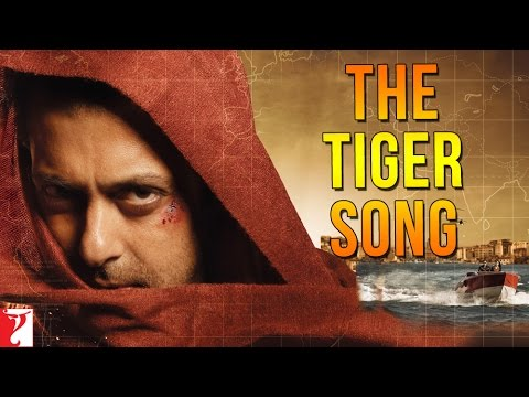 The Tiger Song - Salman Khan & Katrina Kaif - Ek Tha Tiger video