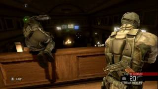 Splinter Cell Conviction - Co-op Walkthrough Video