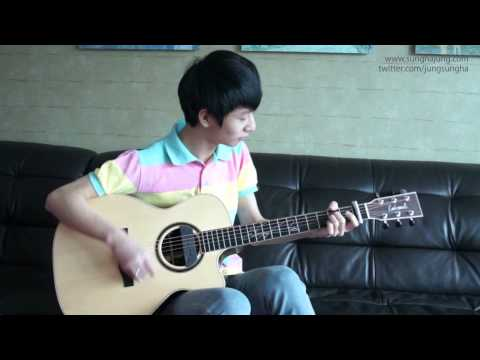 (Jason Mraz) 93 Million Miles - Sungha Jung