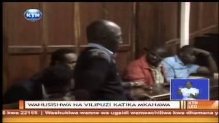 Washukiwa wa JKIA waachiliwa kwa dhamana ya shilingi milioni ishirini kila mmoja