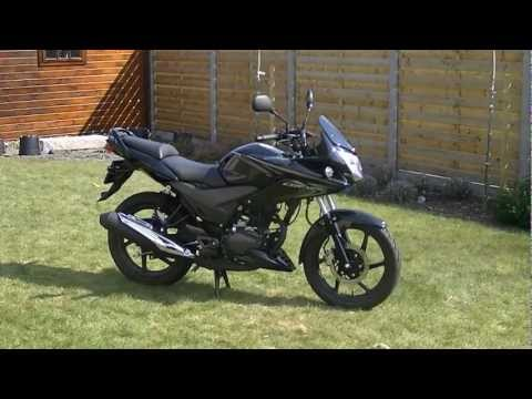 Honda CBF 125 2013 review
