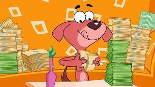 RAT-A-TAT   Chotoonz Kids Cartoon Videos    MONEY IN THE BANK