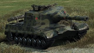 World of Tanks Object 268 - 8 Kills 11,4K Damage