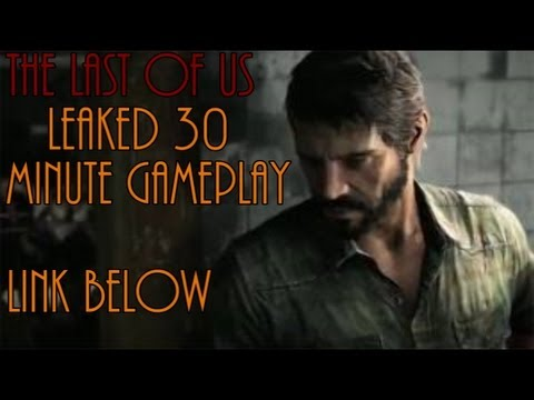THE LAST OF US ~ 30 MINUTE LEAKED DEMO DISCUSSION ~ HD GAMING NEWS [720p)