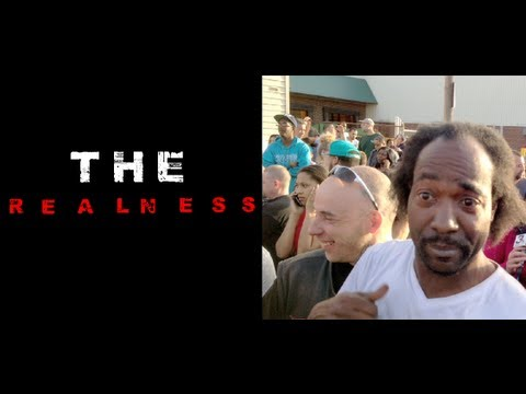 The Realness: Charles Ramsey Is A Hero!