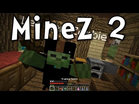 Minecraft MineZ 2 - Exclusive First Look! Grand Opening!
