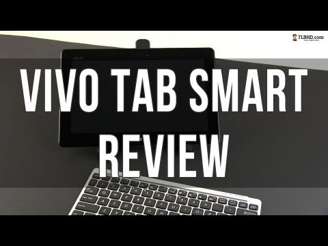 Asus VivoTab Smart full Review!