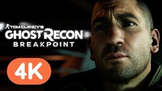 Tom Clancy's Ghost Recon Breakpoint Official 4K Trailer – E3 2019