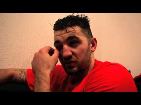 NATHAN CLEVERLY REACTS TO DEFEAT TO TONY BELLEW - POST FIGHT INTERVIEW