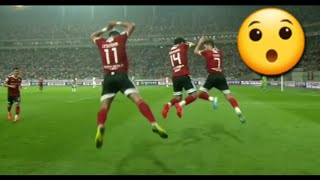 Cesinha did C.ronaldo celebration after he score vs juventus