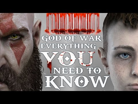 God Of War (NEW): 10 Things You NEED TO KNOW