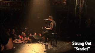 Watch Strung Out Scarlet video