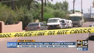Kenneth Dale Wakefield, A Christian, Beheads Wife Trina Heisch In Phoenix To Expel Evil