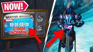 Fortnite LIVE EVENT HAPPENING *NOW!* Fortnite Ice Sphere KING EVENT in Fortnite Battle Royale