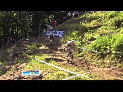 26min Highlight Show @ UCI MTB WORLD CUP 2011 - Mont-Sainte-Anne - XCO