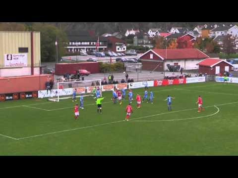 Høydepunkter: Fram Larvik - Notodden FK