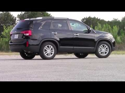 2014 KIA Sorento --- Test Drive and Review