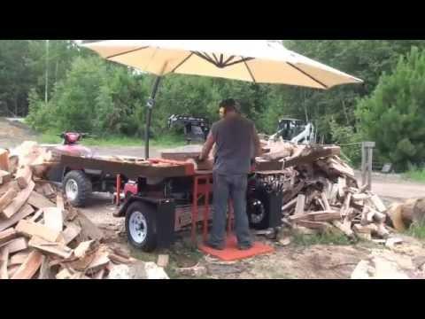 Tempest Wood Splitter: Dad