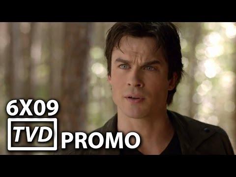 The Vampire Diaries 6x09 Promo i Alone video