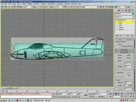 Learn How To Make 3d Airplane Model Cut Object