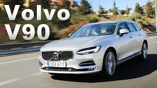 瑞典美背 Volvo V90 D5 AWD