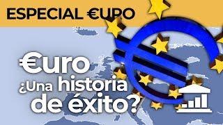 20 años después: el EURO en Europa - VisualPolitik