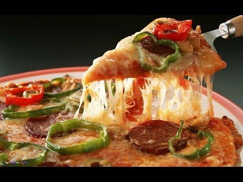 Рецепт вкусной итальянской пиццы! Здесь!The recipe is delicious Italian pizza!