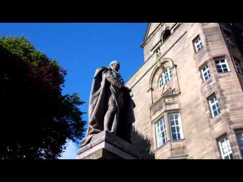 Sir Henry Campbell Bannerman Statue Stirling Scotland