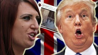 The Truth About Trump & Britain First