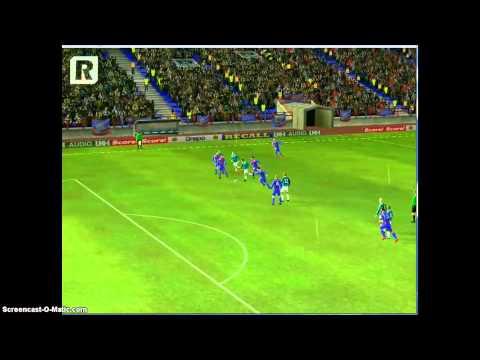 Dream League Soccer Replay - Yeet Goal in Traffic