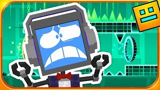 GEOMETRY DASH - RAGE DROID! 3 ► Fandroid the Musical Robot!